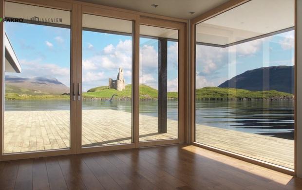 Oltre le finestre da tetto fakro italia punta su innoview - Altezza parapetti finestre normativa ...