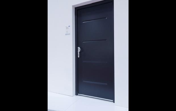 Arriva Zentrada, la porta di ingresso multimateriale di Deceuninck