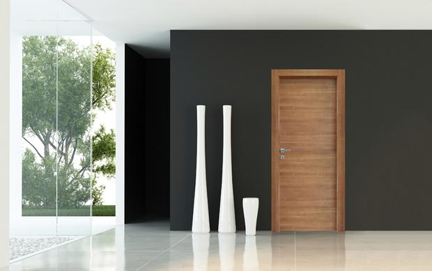 Porte per interni: texture Ciliegio Marbella per Nusco - Guidafinestra