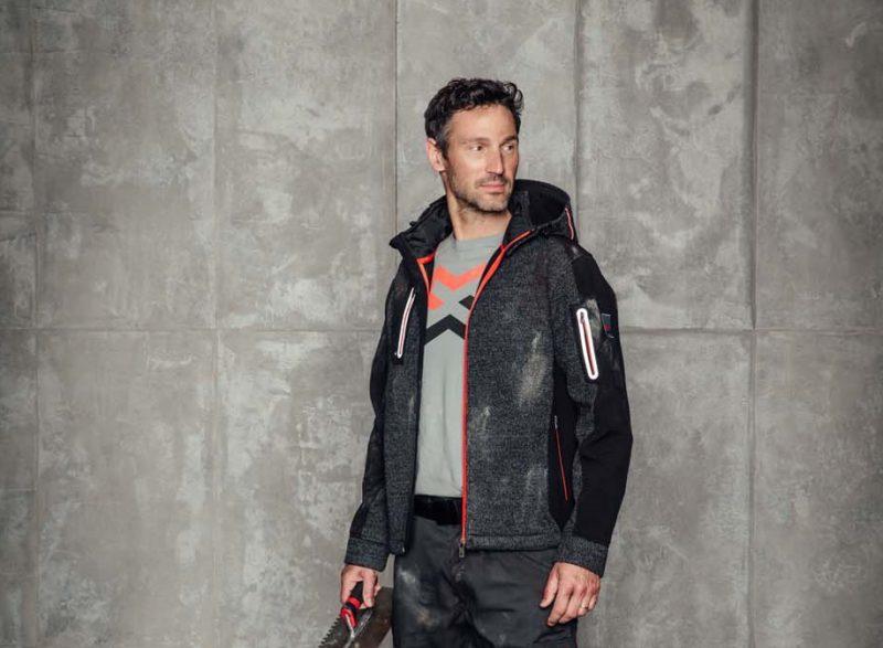 Abbigliamento da lavoro: giacche SoftshellWürth Modyf