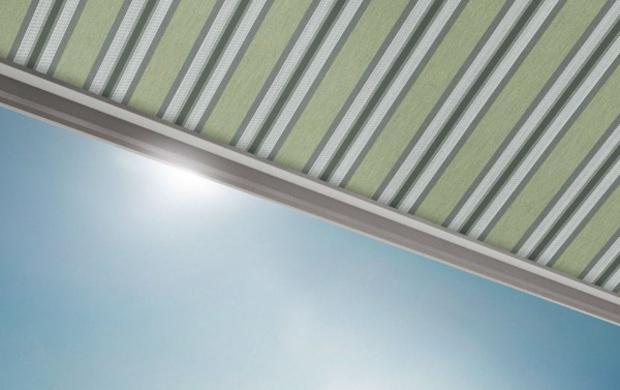 Tela Per Tende Da Esterno.Tessuti Per Tende Da Sole Replay L Eco Design Dickson Guidafinestra