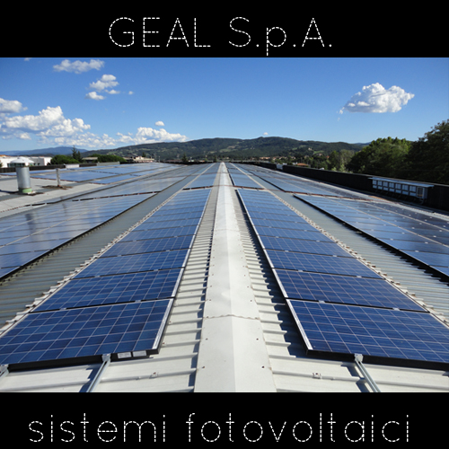 Fotovoltaico GEAL