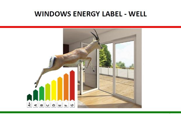 pvc forum oltre l etichetta energetica per le finestre