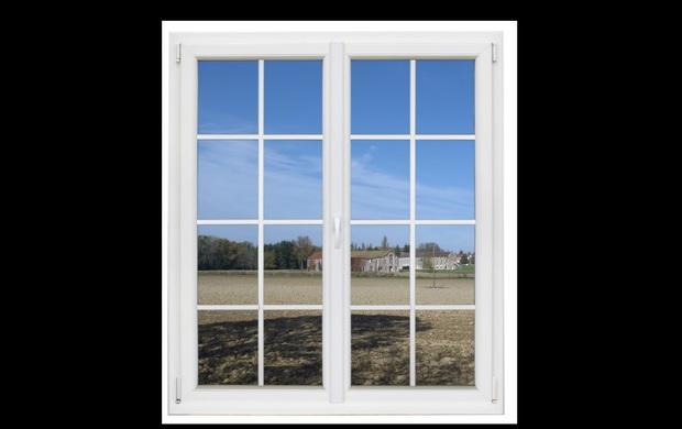 Spazio alla luce nodo alla francese da deceuninck per sistemi per finestre in pvc guidafinestra - Finestre apertura alla francese ...