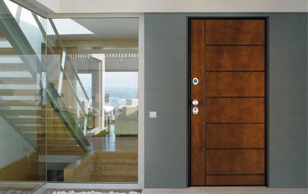 Porte Blindate Matik Premium Elettronica E Personalizzabile