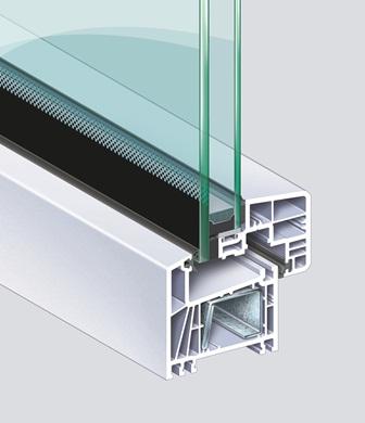 Serramento GlassWin di Risposta Serramenti