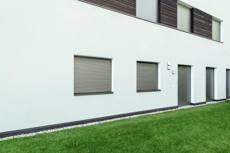 TRAV® frame avvolgibili – serramento filo muro interno di Hella