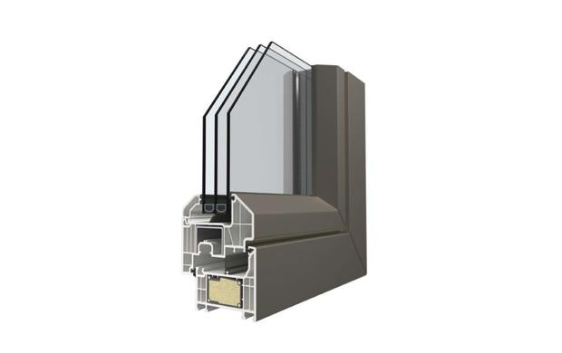 Da Deceuninck Zendow3.3, sistema per finestre in pvc a tre guarnizioni e Uf fino a 0,98 W/m2K