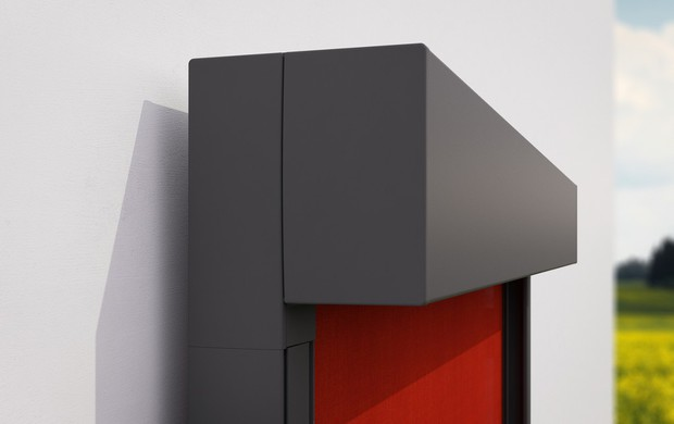 Tende Per Finestra Con Cassonetto : Tende da sole: nuove proposte con cassonetto quadrato markilux