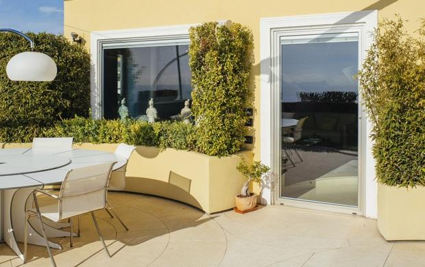 Finestre in alluminio e sicurezza della casa sch co riprende la promozione degli infissi - Antintrusione casa ...
