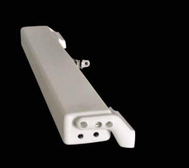 Attuatore a catena per finestre vasistas o a sporgere Topp C25 Bianco