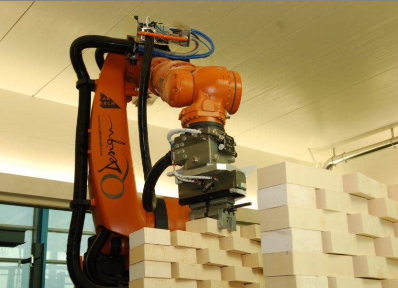 Produzione edilizia. Robot e tecnologie dell'architettura