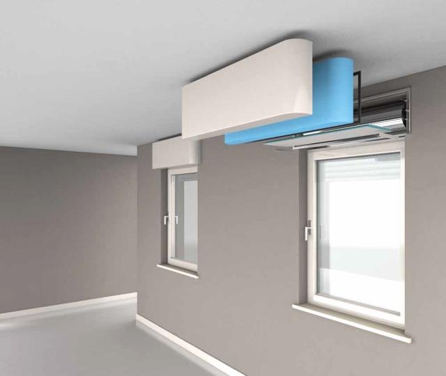 Cassonetti per avvolgibili per il rinnovo presystem my - Isolamento cassonetti finestre ...
