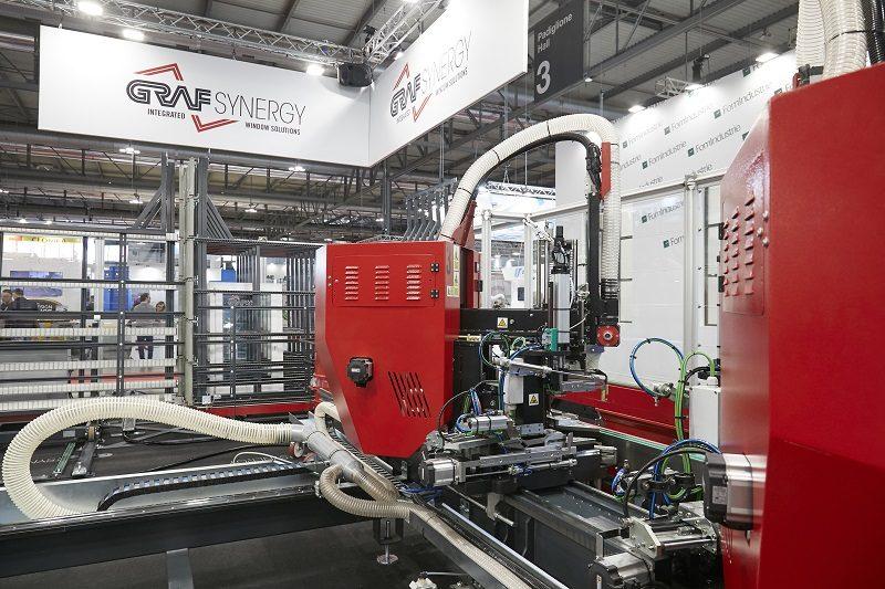Macchine: Graf Synergy e le lavorazioni sul PVC