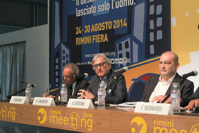 """Federlegno: """"un successo al Meeting di Rimini"""""""