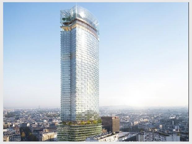 Architetture a Parigi: il restyling della Torre di Montparnasse