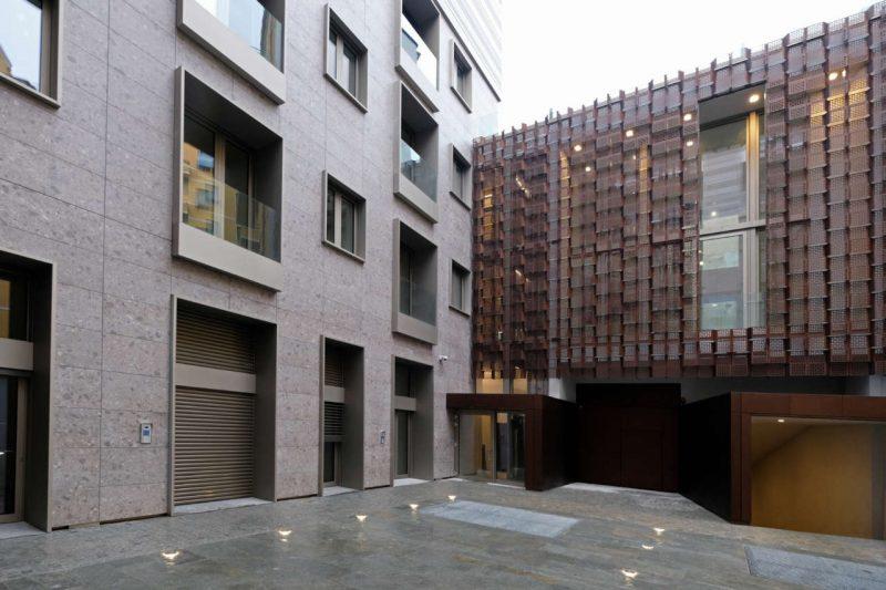Prisma reinventa il Restyling in via Carducci a Milano