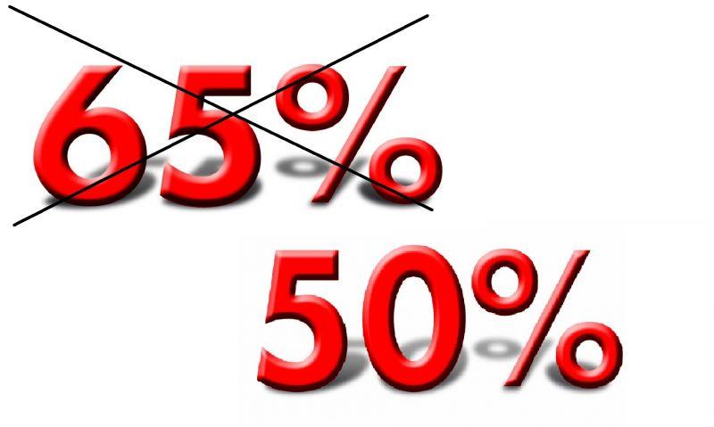 """Addio al """"65%"""" per le finestre comprensive di infissi. L'Agenzia delle Entrate cancella lo svarione del sito"""