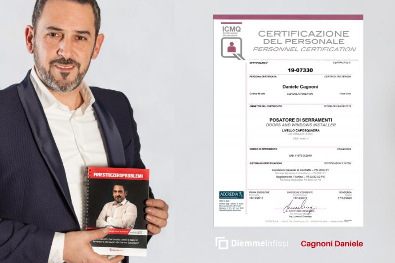Posatori certificati. Intervista a Daniele Cagnoni
