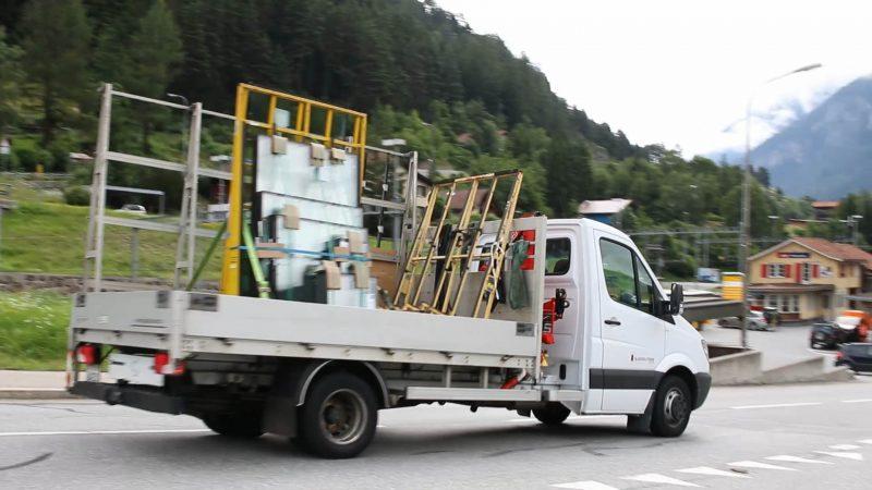 Una App per la sicurezza del vetrocamera in montagna