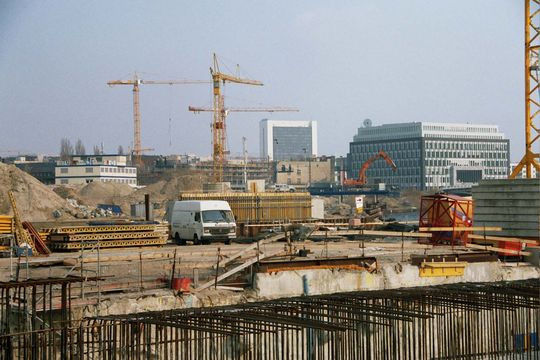 Construzioni in Germania: fatturato +18,8%, a marzo
