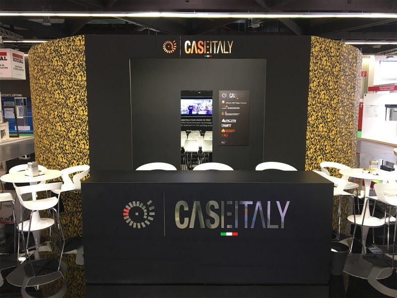 Caseitaly si presenta al Fensterbau