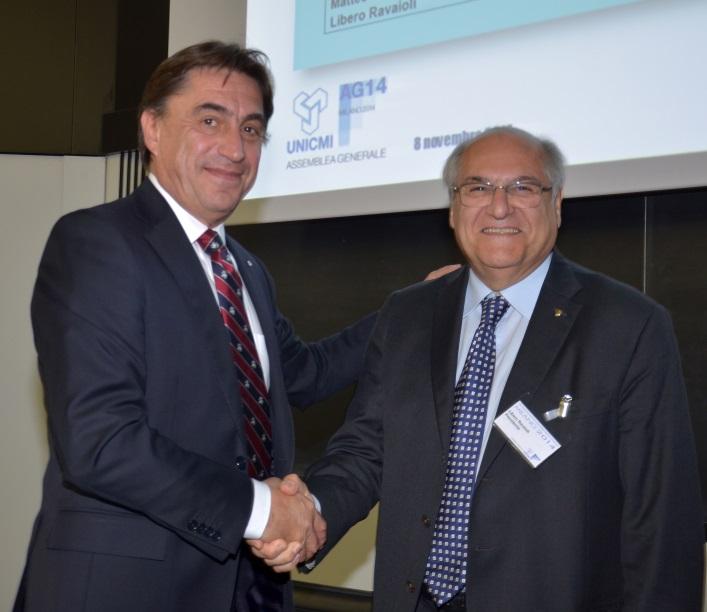 Unicmi. Riccardo Casini si dimette. La presidenza a Guido Faré