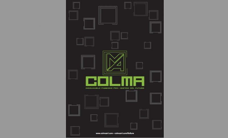 Serramenti a tutto campo dal nuovo catalogo Colma