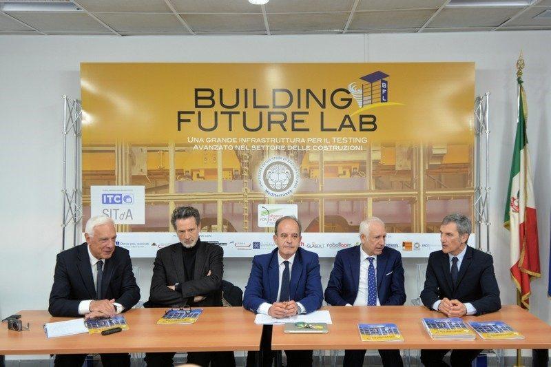 Facciata sotto stress: inaugurato il BFL Building Future Lab