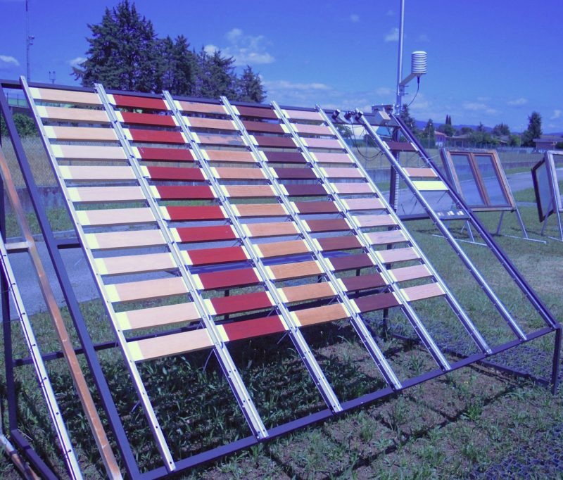 Serramenti misti. La norma sulle finiture per il legno? utile a tutti