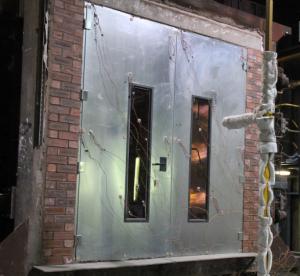 Porta tagliafuoco Doortechnik
