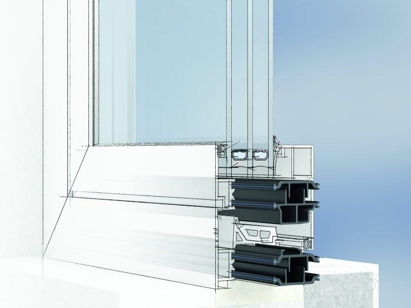 Taglio termico di profili in metallo e nuovo standard Ensinger