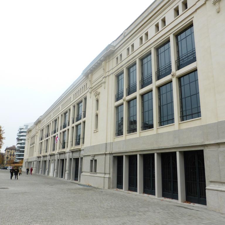 Milano. Serramenti ferrofinestra per il restauro del Padiglione 3 nell'area CityLife