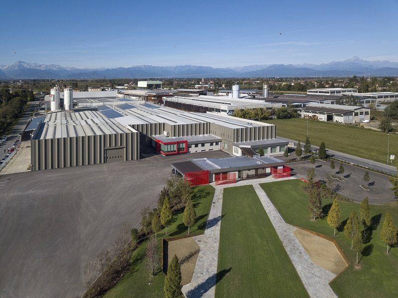 Porte interne: FerreroLegno conforme alla UNI EN ISO 14001:2015