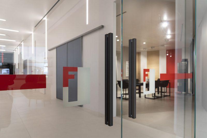 Nuovo concept espositivo del Corner retail per FerreroLegno