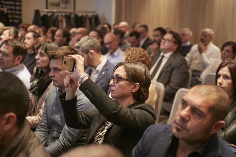 Forum Serramenti 2019, tra clienti, articolo 10 e ripresa