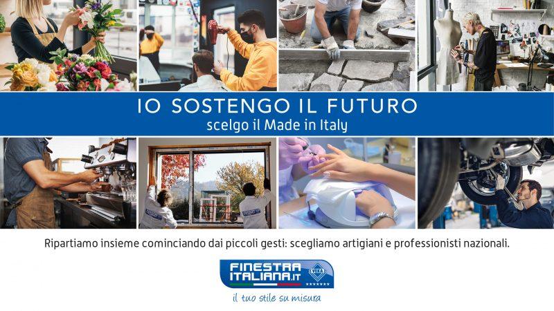 Veka e Finestra Italiana sostengono il Made in Italy