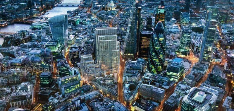 Londra. Megacommessa di facciate continue per Focchi Spa