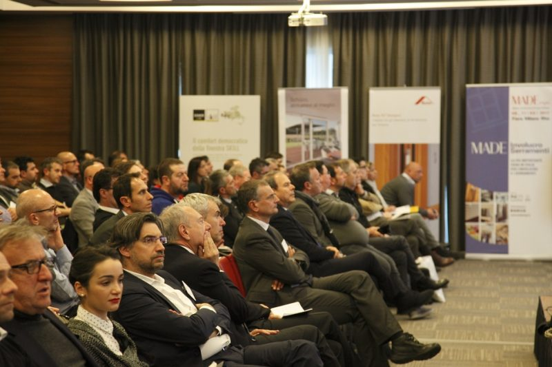 L' Innovazione, chiave di volta del Forum Serramenti 2019