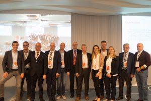 I relatori al Forum Tagliafuoco