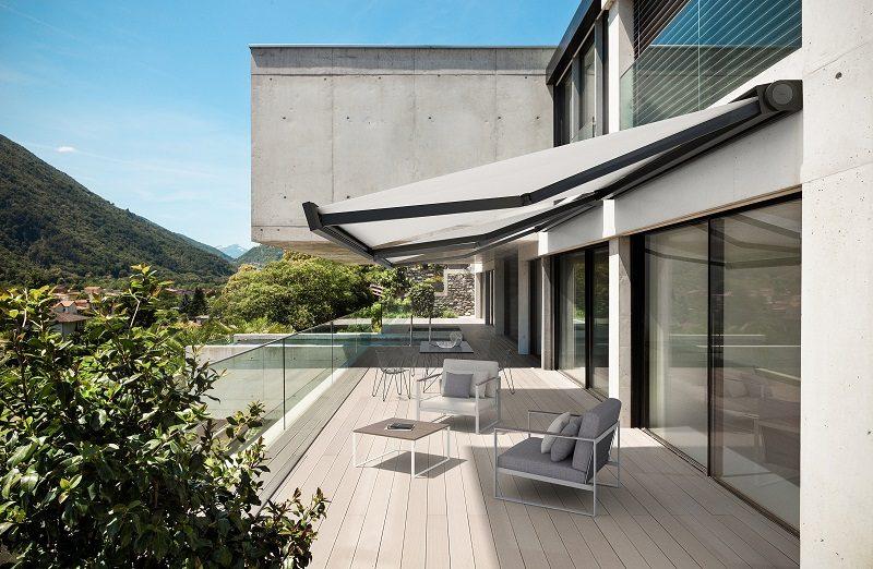 Tenda da sole Gibus conquista l'iF Design Award 2020