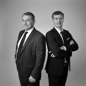 cambio di assetto societario di alphacan e profialis || GILLES DEVALICOURT CFO e BRUNO MOUSSET PRESIDENTE