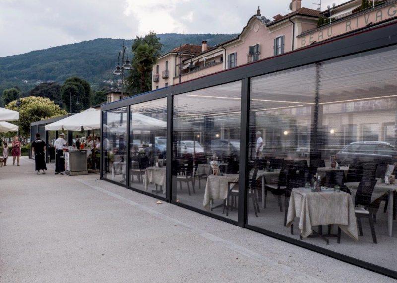 Pergole: Gennius Isola 3 sul Lago Maggiore