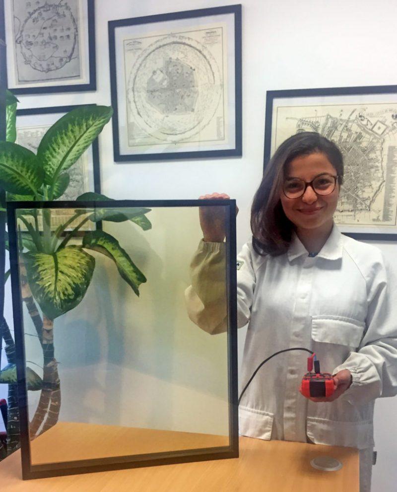 Glass to Power, vetro fotovoltaico, ha la certificazione di prodotto