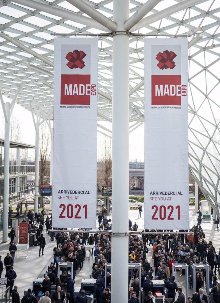 Made Expo 2021, decima edizione, 17-20 marzo