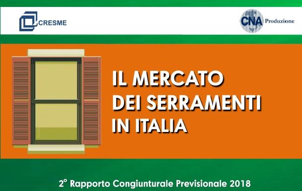 Il Rapporto Serramenti in Italia di Cresme. Presentazione con tavola rotonda