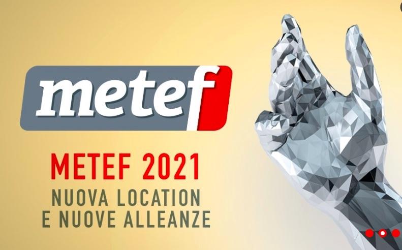 Alluminio. Il Metef 2021 si tiene a Bologna dal 25 al 27 marzo