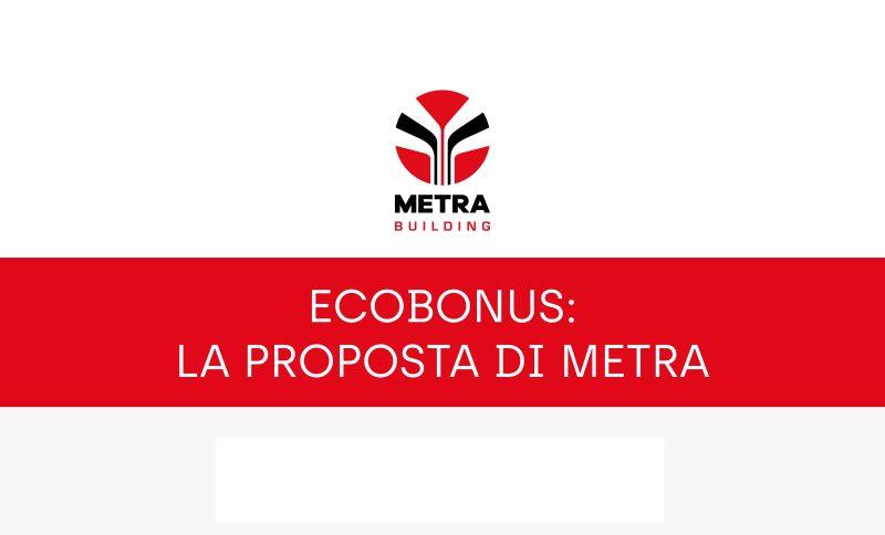 Credito ecobonus. Accordo top Metra – Banca Intesa San Paolo