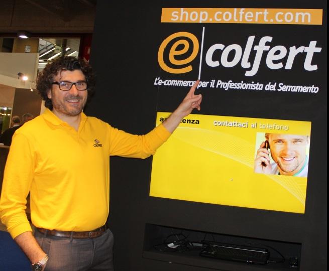 Anche Colfert è sponsor della seconda tappa di Serramentour a Brescia