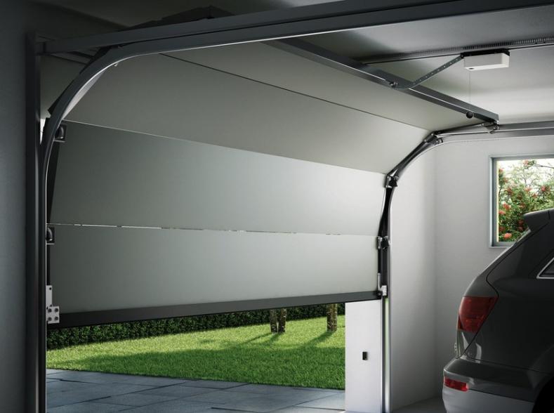 Porte da garage: Nice Spy Hi-Speed BiDirezionale